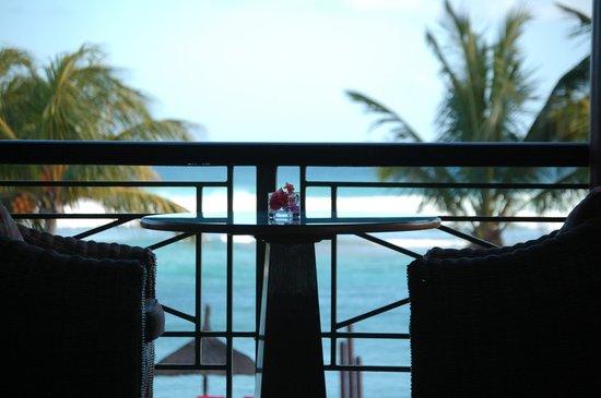Le Meridien Ile Maurice: Le séjour commence ici