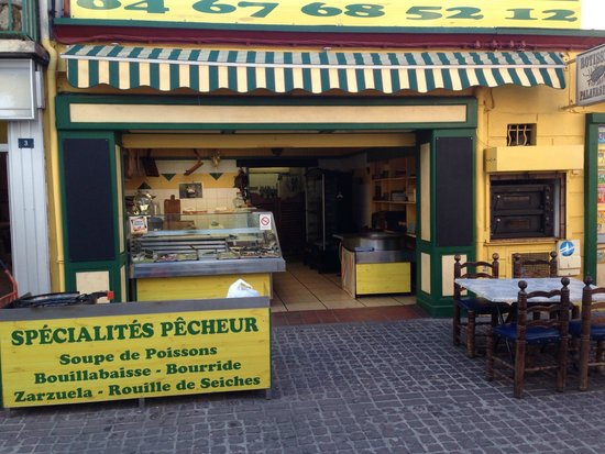 Rôtisserie Palavasienne : Devanture Rotisserie