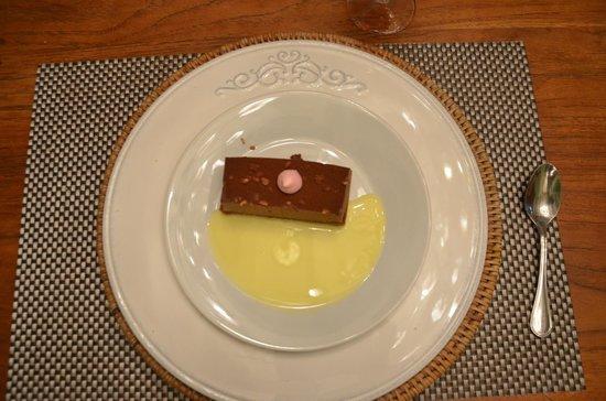 La Paillere : Le dessert