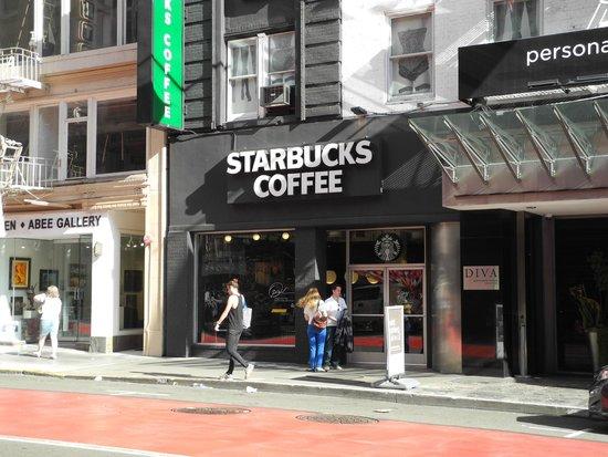 Starbucks picture of hotel diva san francisco tripadvisor - Hotel diva union square ...