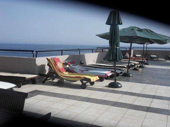 Calypso Hotel: Pool area