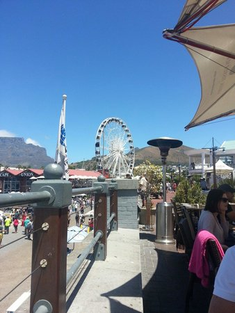 City Sightseeing Cape Town: Centro