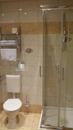 Hotel Praterstern: Badezimmer