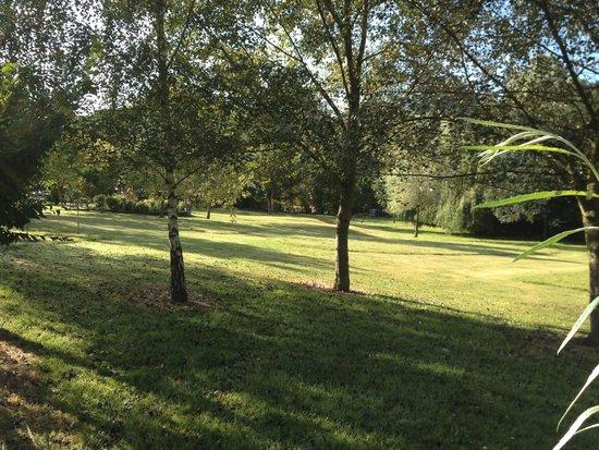 Hill Farm Caravan Park: Pitch & putt