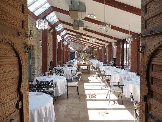 The Corran Resort & Spa: Dining Area