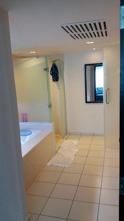 Hotel Cayo Santa Maria : bathroom 1 suite 0950