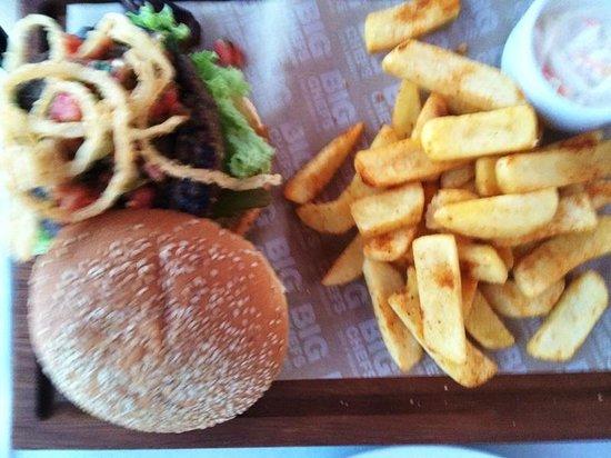 Big Chefs: Burger