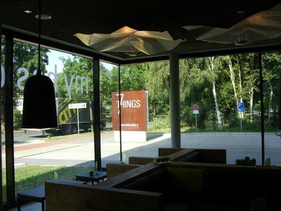 7THINGS - my basic hotel: Bar und Lobby 2