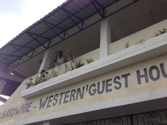Western Guest House: We love Julia!