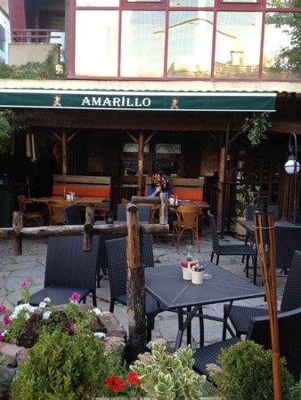 Amarillo Restaurant & Bar