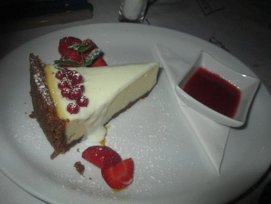 La Cucina del Garga: Amazing cheesecake!