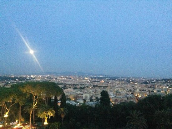 Rome Cavalieri, Waldorf Astoria Hotels & Resorts: Best View of Rome!!!