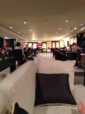 Banyan Tree Bangkok : Club lounge