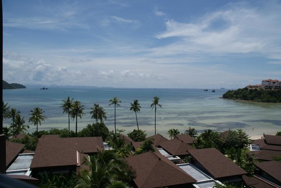 Pullman Phuket Panwa Beach Resort: View from a hotel