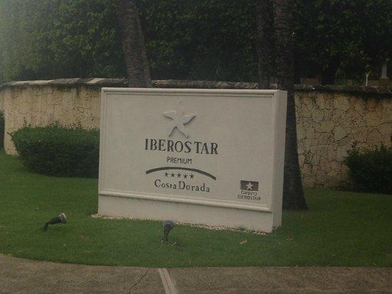 Iberostar Costa Dorada : Entrance