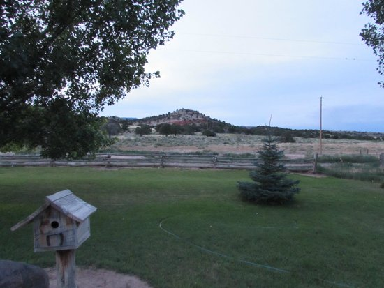 Cactus Hill Motel: view