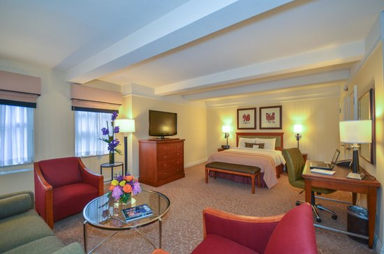 San Carlos Hotel : Executive Jr. Suite King/Queen