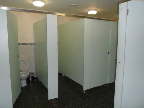 Gibraltar Farm Campsite: Toilets