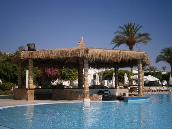 Poinciana Sharm Resort & Apartments : Relaxation pool