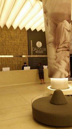 Dazzler Recoleta: Lobby