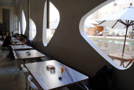 Dazzler Recoleta: Restaurant