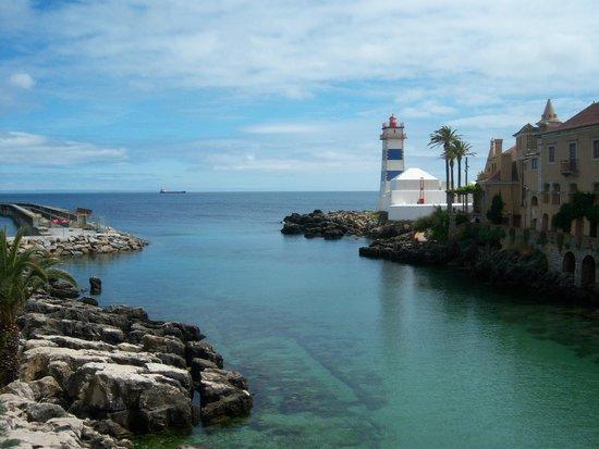 Cascais Marina : Farol de Santa Marta (Santa Marta Lighthouse)