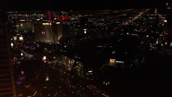 Encore At Wynn  Las Vegas: Night view