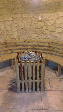 db Seabank Resort + Spa: sauna
