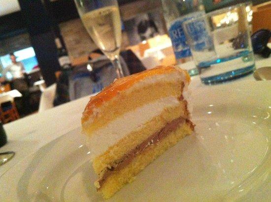 Chardonnay: Torta com cava