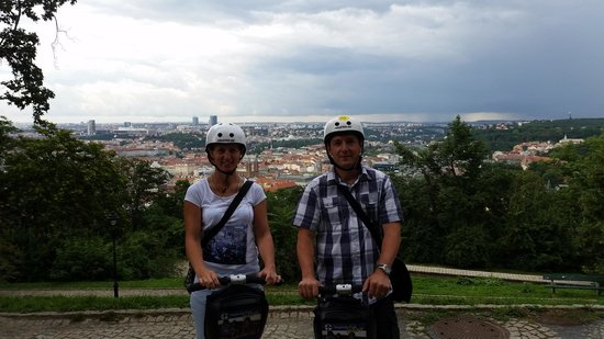 SEGWAY EXPERIENCE: Segway and E-Scooter Tours: with segwayfun.cz