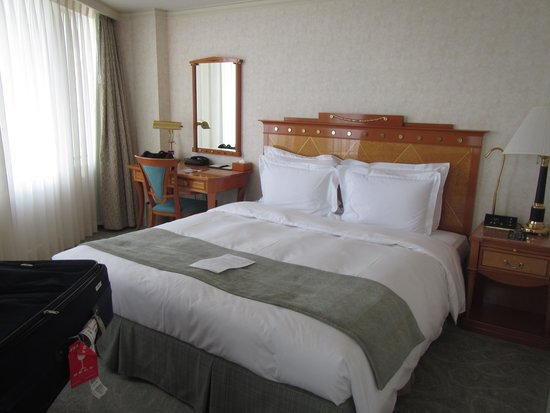 Nagoya Marriott Associa Hotel: double bed room