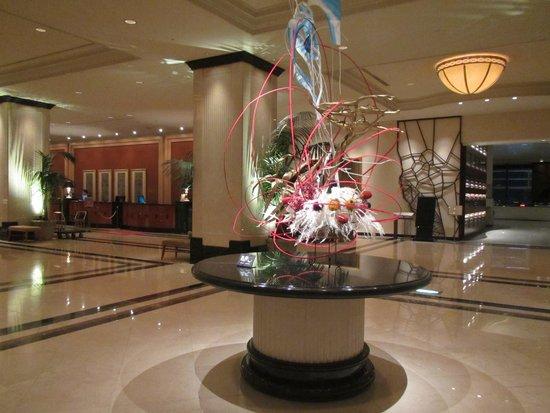Nagoya Marriott Associa Hotel: Nagoya Marriott lobby