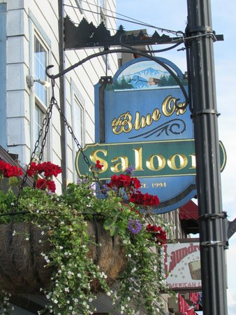 Blue Ox Saloon