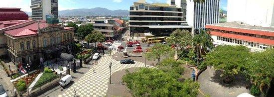 Gran Hotel Costa Rica: View from Le Jardin