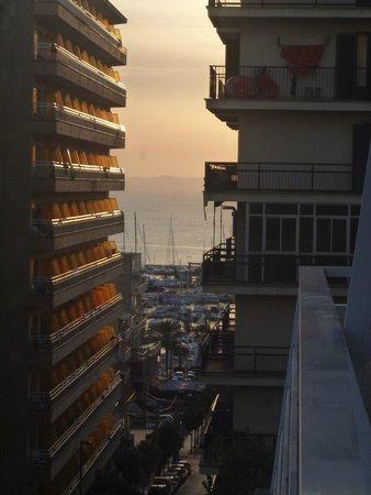 Hotel Pinero Tal : Vue de la chambre