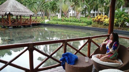Grand Riviera Princess All Suites Resort & Spa: Linda vista