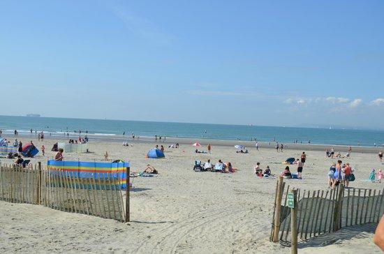 West Wittering Beach: beach view