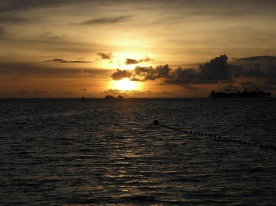 Decameron Marazul: Sunrise at the beach
