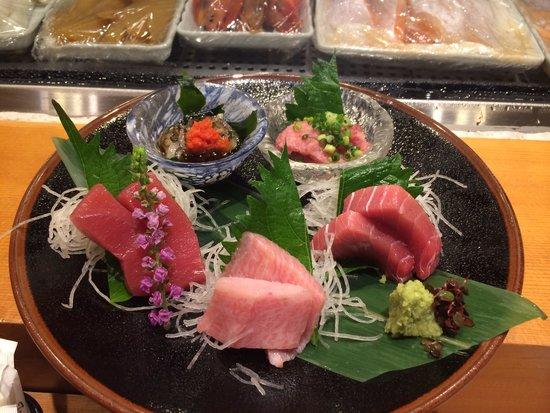 Itamae Sushi: Mix