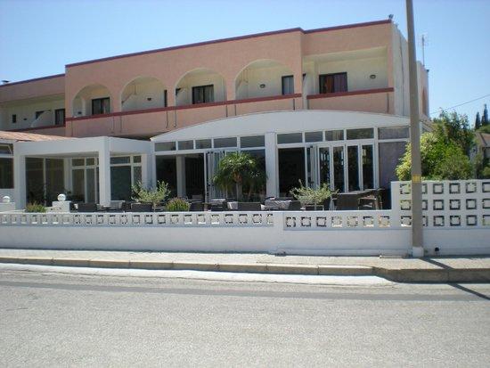 Lymberia Hotel: esterno hotel