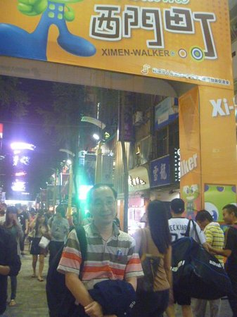 Ximen Red House - Ximending : At Ximenting!