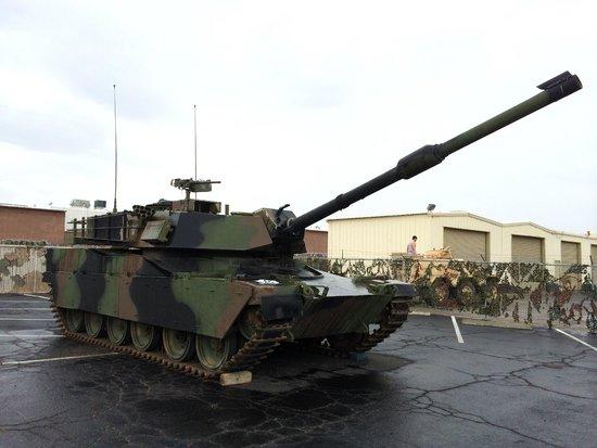 Battlefield Vegas : Tank