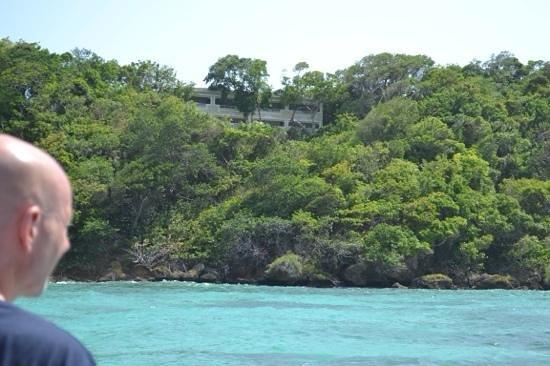 Luxury Bahia Principe Cayo Levantado Don Pablo Collection: Villa 12, taken from the boat trip