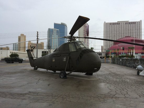 Battlefield Vegas: Helicopter