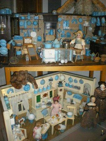 Spielzeug Welten Museum Basel: bambole