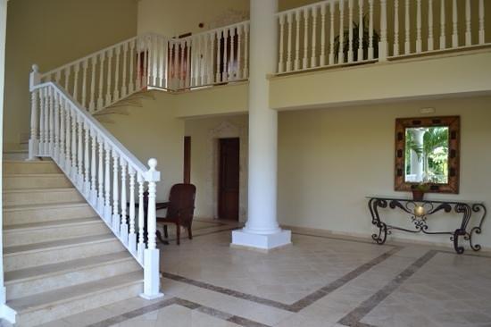 Luxury Bahia Principe Cayo Levantado Don Pablo Collection : Villa 12 lobby