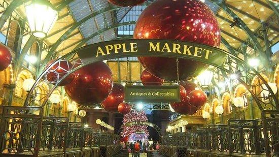 Apple Market : Natal