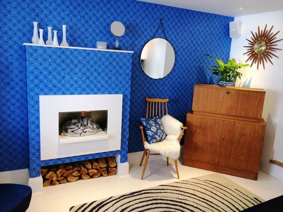 Trevose Harbour House: Guest lounge