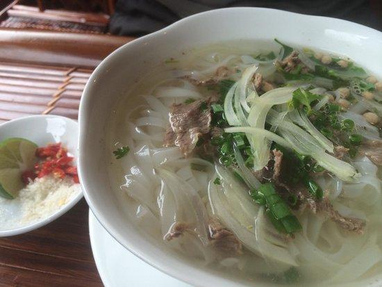 Sapaly Cuisine Cafe & Restaurant: Beef Pho