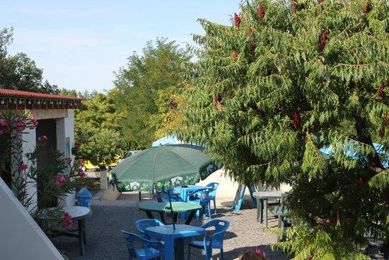 Camping du Lac de Nabeillou : Restauration